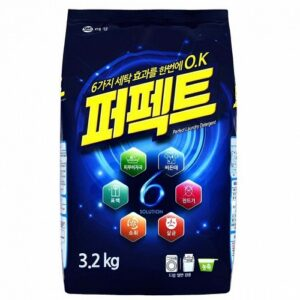 Laundry Detergent Концентрированный порошок для стирки Бесфосфатный Perfect&Solution 3.2кг