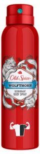 OLD SPICE Аэрозольный Антиперспирант Wolfthorn 150мл