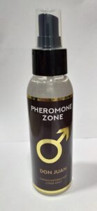 Pheromone Zone Парфюмированный спрей-мист для мужчин Don Juan 100мл