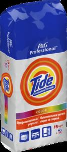 TIDE Порошок стиральный авт Color 15кг