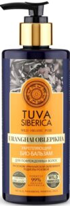 Tuva Siberica Био-бальзам для волос Укрепляющий 300мл