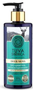 Tuva Siberica Био-шампунь против выпадения волос 300мл