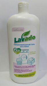 Аромика Lavado гель для стирки Гипоаллергенный Color 1100мл