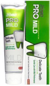 Dental Clinic 2080 зубная паста Pro Mild 125мл