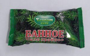 Econom Care туалетное мыло Банное Хвойное 200гр