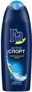 Fa Men Гель для душа Active спорт Пробуждающий аромат 250мл