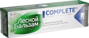 Лесной бальзам зубная паста Ультра отбеливание 75мл