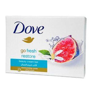 Dove крем-мыло с ароматом голубой Фиги и Апельсина 100гр