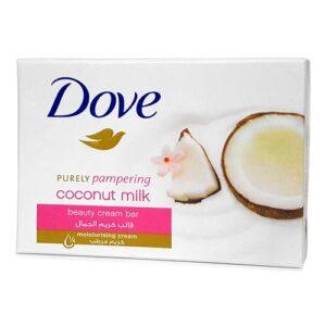 Dove крем-мыло с молоком Кокоса 100гр