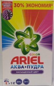 ARIEL Порошок стиральный авт Color 1кг