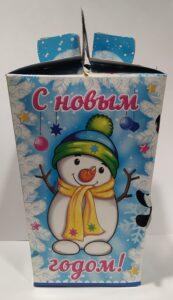 Подарочный набор сладости С новым годом 1шт