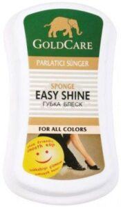 Gold Care губка-блеск для обуви Easy Shine Нейтральная 1шт