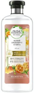 Herbal Essences шампунь Объём Белый грейпфрут и Мята 400мл