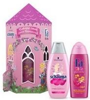 Подарочный набор Детский для Девочек Schauma Kids+Fa Fids Замок