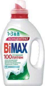 BiMax Гель для стирки 100 Пятен 1300мл