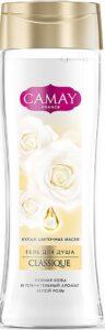 Camay France гель для душа Classique аромат Белой розы 250мл