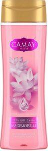 Camay France гель для душа Mademoiselle аромат Цветущего лотоса 250мл