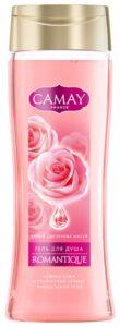 Camay France гель для душа Romantique аромат Французской розы 250мл
