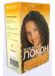 Galant Cosmetic локон волшебный 140мл