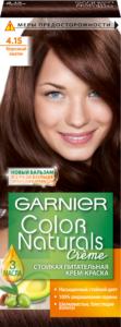 Garnier Color Naturals Краска для волос №4.15 Морозный каштан 110мл