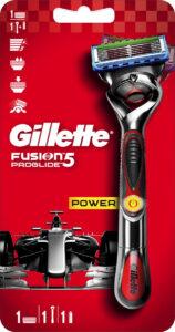 Gillette Fusion5 ProGlide Power Red бритва с 1 сменной кассетой