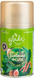 Glade Automatic сменный освежитель воздуха Травяной Фолк 269мл