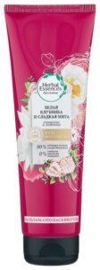 Herbal Essences бальзам-ополаскиватель Очищение и питание Белая клубника и Сладкая мята 275мл