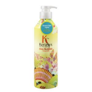 Kerasys кондиционер для волос парфюмированный Glam&Style 600мл