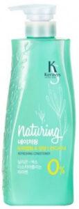 Kerasys Naturing кондиционер для волос Освежающий Лимон 500мл
