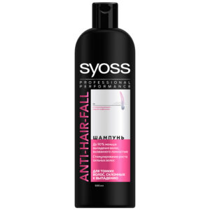 Syoss Шампунь Anti-Hair Fall 500мл