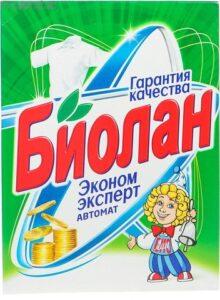 Биолан порошок стиральный Авт Эконом Эксперт 350гр