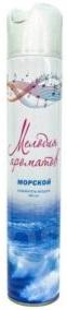 Мелодия ароматов освежитель воздуха МОРСКОЙ 285мл