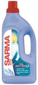 Сарма Актив Средство моющее жидкое для стирки 1200мл
