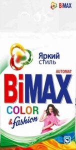 BiMax порошок стиральный Авт Color & Fashion пак 1.5кг