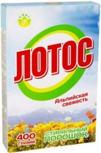 Порошок стиральный  Лотос-эконом ТУ 400гр