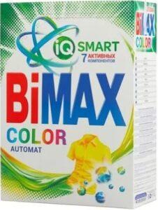 BiMax порошок стиральный Авт Color 400гр