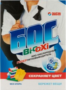 АИСТ «БОС-Bi-O-Xi» Пятновыводитель (картон)  500гр