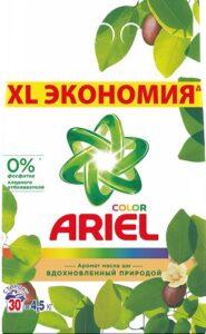 ARIEL Порошок стиральный авт Масла Ши 4.5кг
