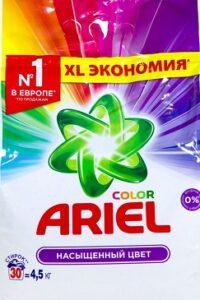 ARIEL Порошок стиральный  авт Color 4.5кг