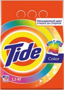 TIDE Порошок стиральный авт Color 1.5кг