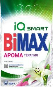BiMax порошок стиральный Авт Арома Терапия пак 3кг
