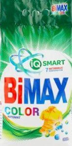 BiMax порошок стиральный Авт Color 6кг