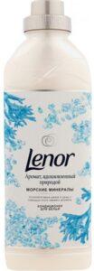 LENOR Конц. кондиционер для белья Морские Минералы 910мл
