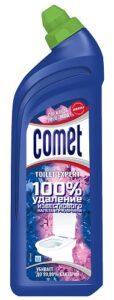 Comet Гель для чистки туалета Весення свежесть 700мл