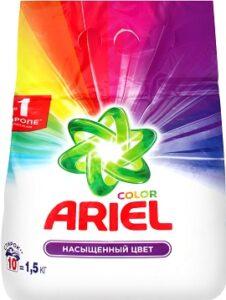 ARIEL Порошок стиральный  авт Color 1.5кг