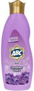 ABC Ополаскиватель для белья Lavender Peace 1000мл