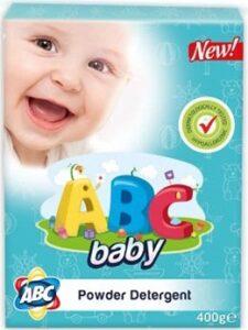 ABC Baby Порошок для стирки авт Powder Detergent 400гр