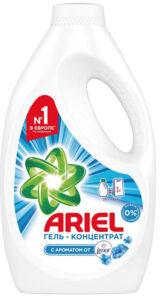 ARIEL Гель-концентрат  жидк с ароматом Lenor 1.3л
