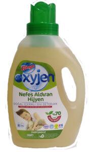 BINGO жидкий порошок для стирки Oxygen 1170мл