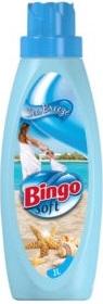 BINGO SOFT Кондиционер для белья Sea Breeze 1000мл